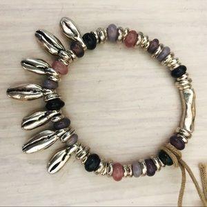 Uno de 50 Stretch bracelet